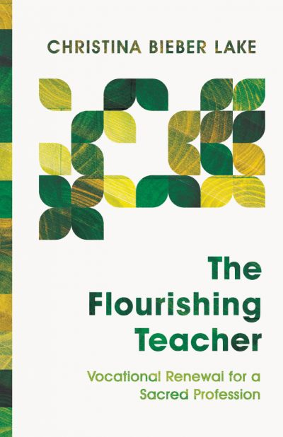 Flourishing Teacher Cover
